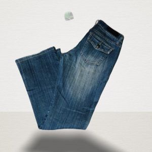 """Kenneth Cole NY jeans/25""""x29""""straight leg"""